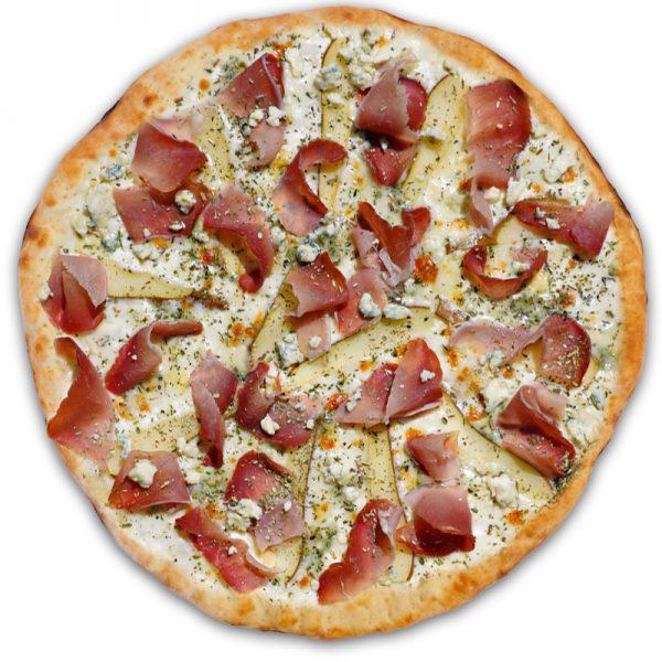 Пицца С грушей и сыром Дор Блю  42см (тонкое)