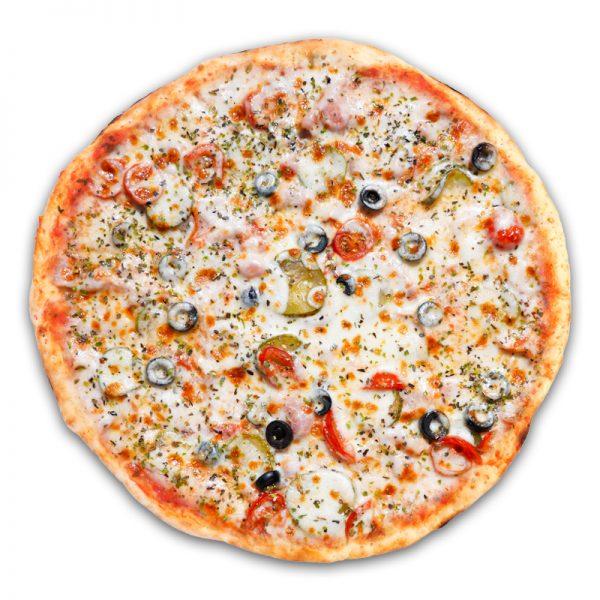 Пицца Домашняя 42 см (тонкое)