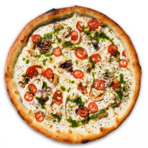 Пицца Морская 42 см (классическое)