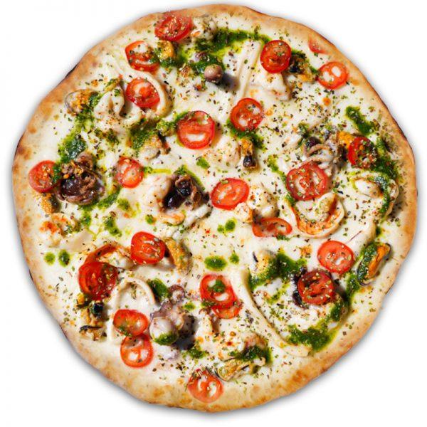 Пицца Морская 42 см (тонкое)