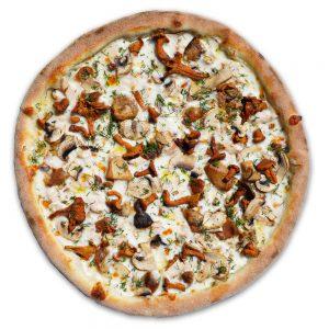 Пицца Грибная 32см (классическое)